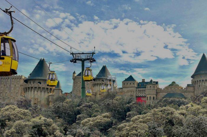 [VNE101] Tour Bà Nà Hills – Cầu Vàng – Combo 2