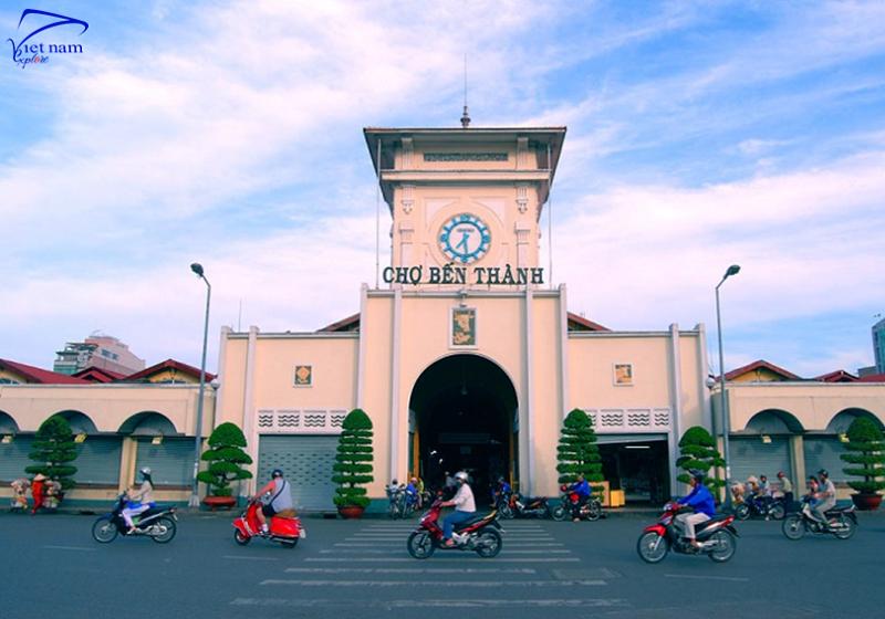 Những điểm check in tại Sài Gòn