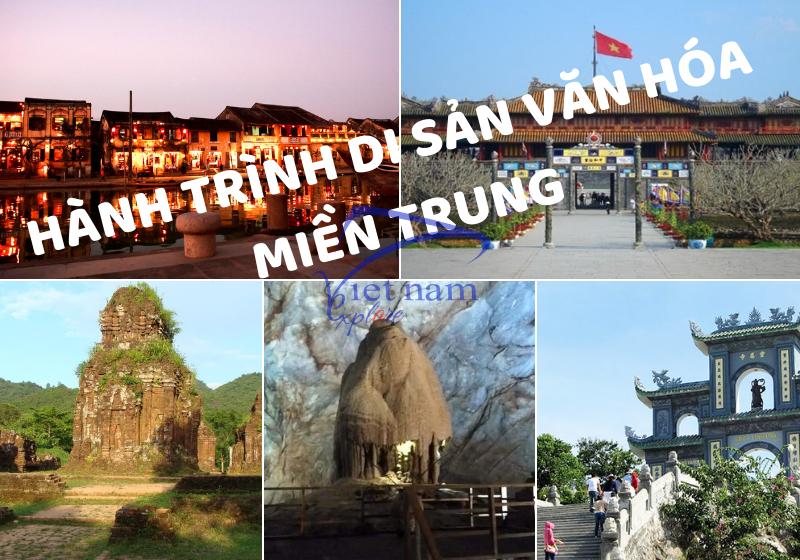 Hành trình di sản văn hóa miền Trung – tìm về cội nguồn dân tộc
