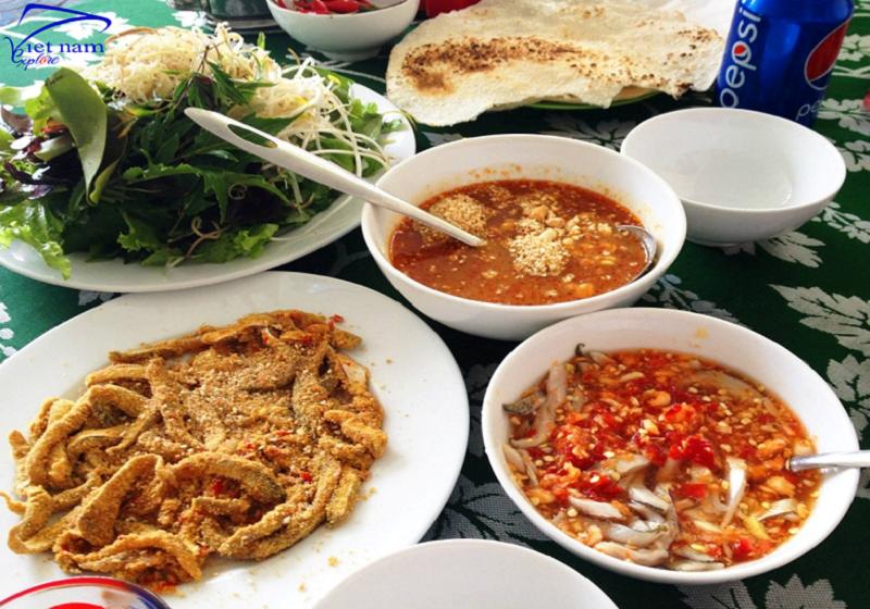 Gỏi cá – Món ăn đặc trưng khi bạn nhắc đến Rạn Nam Ô