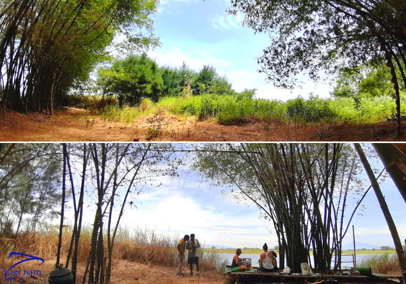 Bình yên nơi đất Quảng – làng tre Triêm Tây